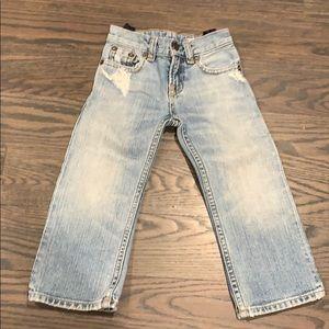 Boys Ralph Lauren jeans size 2t